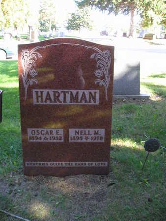 HARTMAN, NELL M - Bremer County, Iowa | NELL M HARTMAN