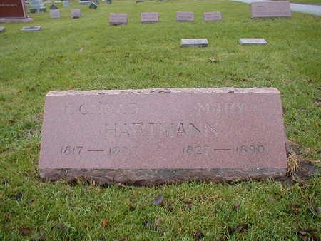 HARTMANN, CONRAD - Bremer County, Iowa | CONRAD HARTMANN