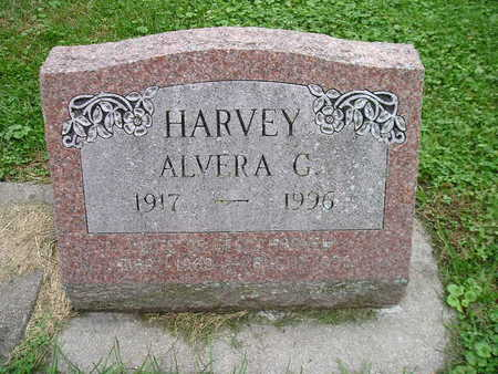 HARVEY, ALVERA G - Bremer County, Iowa | ALVERA G HARVEY