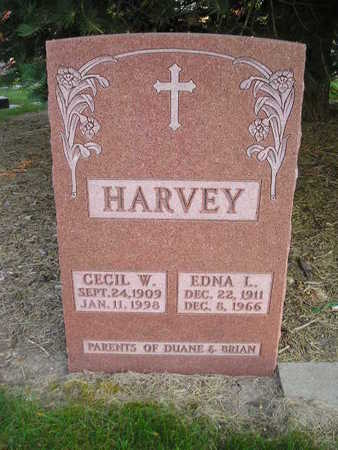 HARVEY, CECIIL W - Bremer County, Iowa | CECIIL W HARVEY