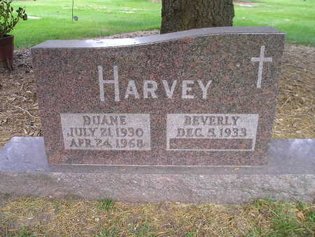 HARVEY, DUANE - Bremer County, Iowa | DUANE HARVEY
