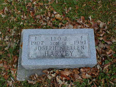 HARVEY, LEO J - Bremer County, Iowa | LEO J HARVEY