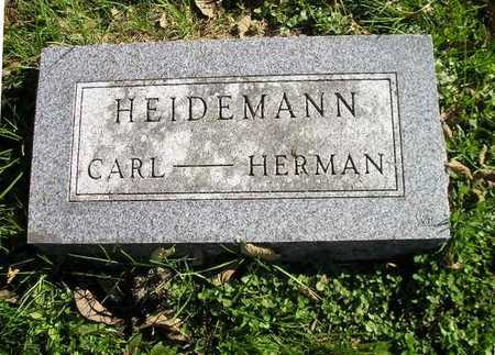 HEIDEMANN, HERMAN - Bremer County, Iowa | HERMAN HEIDEMANN