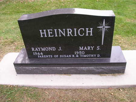 HEINRICH, MARY S - Bremer County, Iowa | MARY S HEINRICH