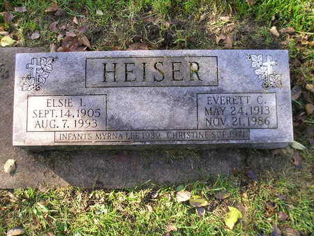 HEISER, MYRNA LEE - Bremer County, Iowa | MYRNA LEE HEISER