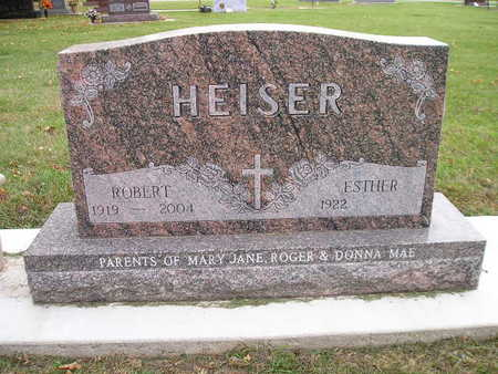 HEISER, ESTHER - Bremer County, Iowa | ESTHER HEISER