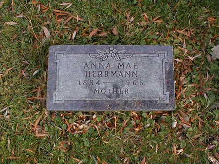 HERRMANN, ANNA MAE - Bremer County, Iowa | ANNA MAE HERRMANN