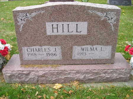 HILL, WILMA L - Bremer County, Iowa | WILMA L HILL
