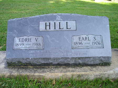 HILL, EDRIE V - Bremer County, Iowa | EDRIE V HILL