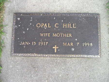 HILL, OPAL C - Bremer County, Iowa | OPAL C HILL