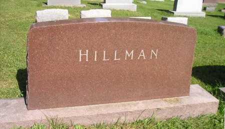 HILLMAN, IDA - Bremer County, Iowa | IDA HILLMAN