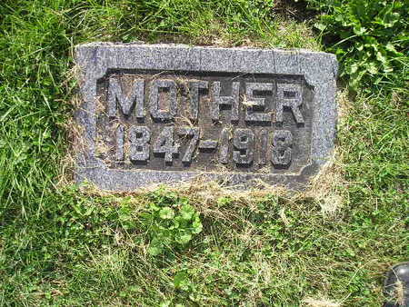 HINE, MURRAY MOTHER - Bremer County, Iowa | MURRAY MOTHER HINE