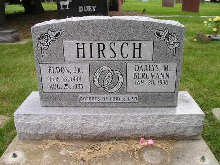 HIRSCH, DARLYS M - Bremer County, Iowa | DARLYS M HIRSCH
