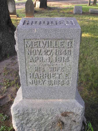 HODGES, MELVILLE C - Bremer County, Iowa | MELVILLE C HODGES