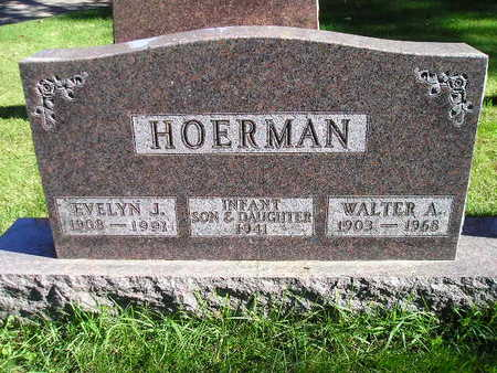 HOERMAN, INFANT - Bremer County, Iowa | INFANT HOERMAN