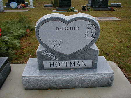 HOFFMAN, DAUGHTER - Bremer County, Iowa | DAUGHTER HOFFMAN