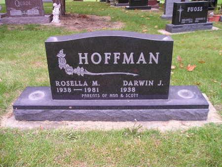 HOFFMAN, ROSELLA M - Bremer County, Iowa | ROSELLA M HOFFMAN