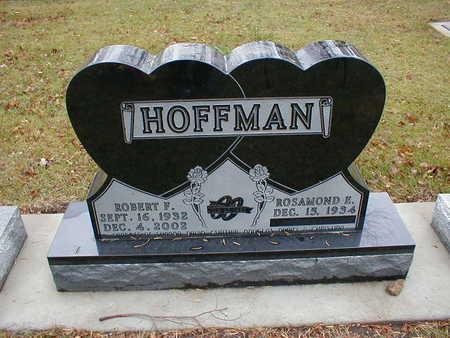 HOFFMAN, ROBERT F - Bremer County, Iowa | ROBERT F HOFFMAN