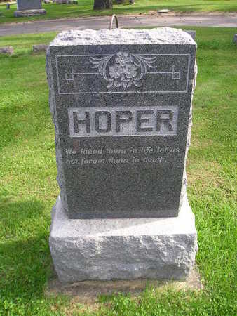 HOPER, FAMILY - Bremer County, Iowa | FAMILY HOPER