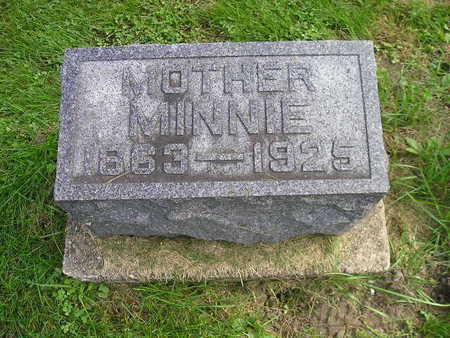 HOPER, MINNIE - Bremer County, Iowa | MINNIE HOPER