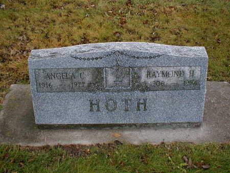 HOTH, ANGELA C - Bremer County, Iowa | ANGELA C HOTH