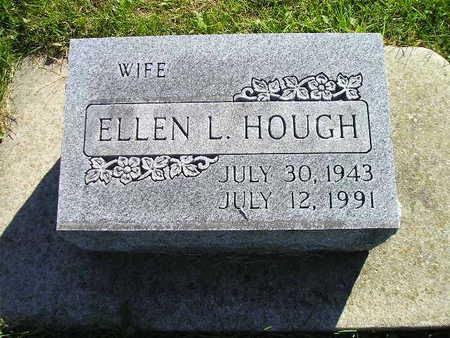 HOUGH, ELLEN L - Bremer County, Iowa | ELLEN L HOUGH
