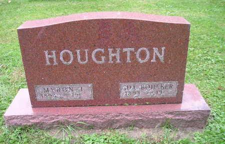 HOUGHTON, MYRON I - Bremer County, Iowa | MYRON I HOUGHTON