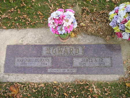 HOMANN HOWARD, MARGARET - Bremer County, Iowa | MARGARET HOMANN HOWARD