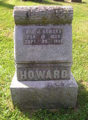 HOWARD, S.A.J. - Bremer County, Iowa | S.A.J. HOWARD