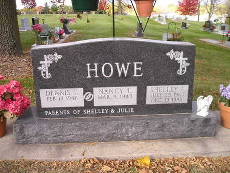 HOWE, SHELLEY L - Bremer County, Iowa | SHELLEY L HOWE