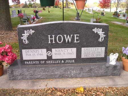 HOWE, DENNIS L - Bremer County, Iowa | DENNIS L HOWE