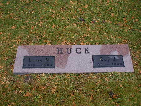 HUCK, ROY J - Bremer County, Iowa | ROY J HUCK