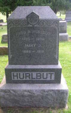 HURLBUT, MARY - Bremer County, Iowa | MARY HURLBUT