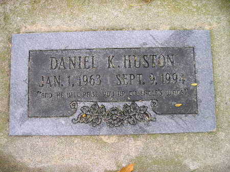 HUSTON, DANIEL K - Bremer County, Iowa | DANIEL K HUSTON
