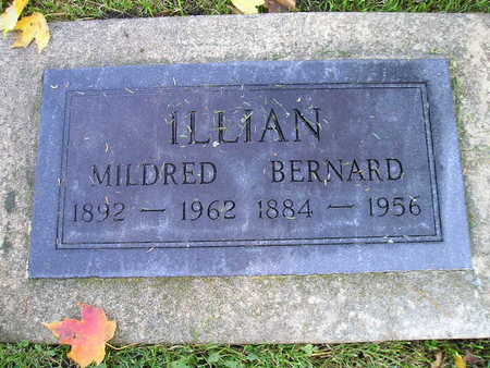 ILLIAN, MILDRED - Bremer County, Iowa | MILDRED ILLIAN