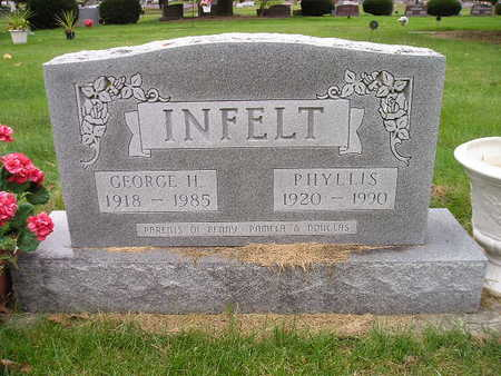 INFELT, GEORGE H - Bremer County, Iowa | GEORGE H INFELT