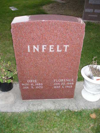 INFELT, ORIE - Bremer County, Iowa | ORIE INFELT