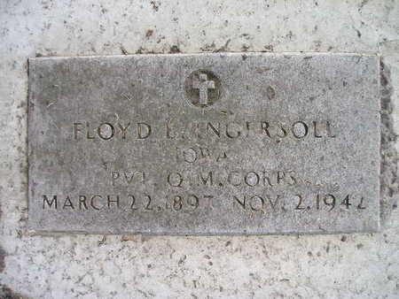 INGERSOLL, FLOYD - Bremer County, Iowa | FLOYD INGERSOLL