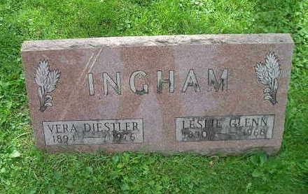 INGHAM, VERA - Bremer County, Iowa | VERA INGHAM