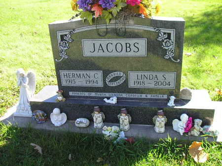 JACOBS, HERMAN C - Bremer County, Iowa | HERMAN C JACOBS