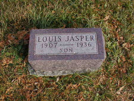JASPER, LOUIS - Bremer County, Iowa | LOUIS JASPER