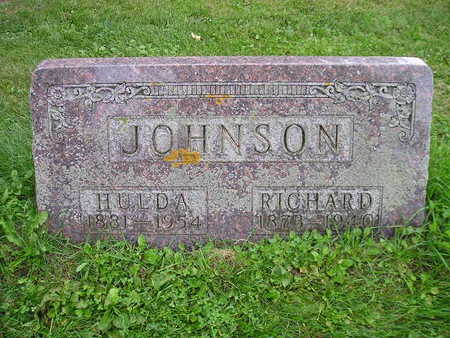 JOHNSON, RICHARD - Bremer County, Iowa | RICHARD JOHNSON