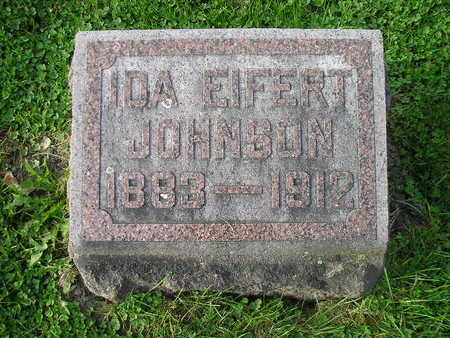 JOHNSON, IDA - Bremer County, Iowa | IDA JOHNSON