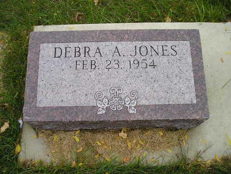 JONES, DEBRA A - Bremer County, Iowa | DEBRA A JONES