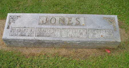 JONES, DAISY - Bremer County, Iowa | DAISY JONES
