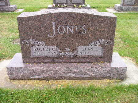 JONES, JEAN E - Bremer County, Iowa | JEAN E JONES