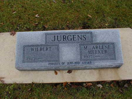 JURGENS, M ARLENE - Bremer County, Iowa | M ARLENE JURGENS