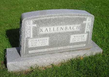 KALLENBACH, WILLIAM - Bremer County, Iowa | WILLIAM KALLENBACH