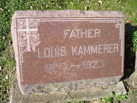 KAMMERER, LOUIS - Bremer County, Iowa | LOUIS KAMMERER