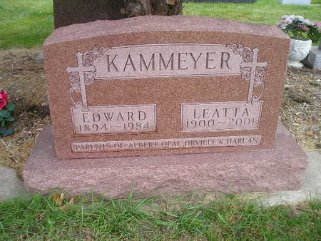 KAMMEYER, LEATTA - Bremer County, Iowa | LEATTA KAMMEYER